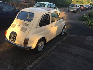 1970 Fiat 500 Italian Chic For Sale