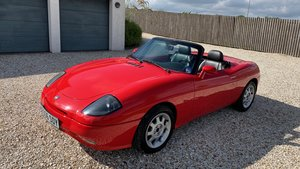 1997 Fiat Barchetta LHD Early Hand Built Car For Sale