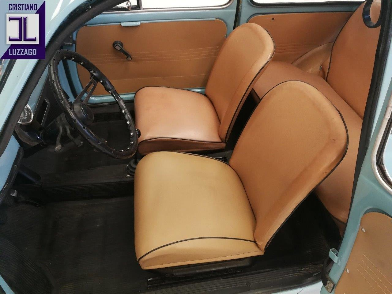 ACQUARAMA TENDER 1975 FIAT 500 GIARDINIERA For Sale (picture 4 of 6)