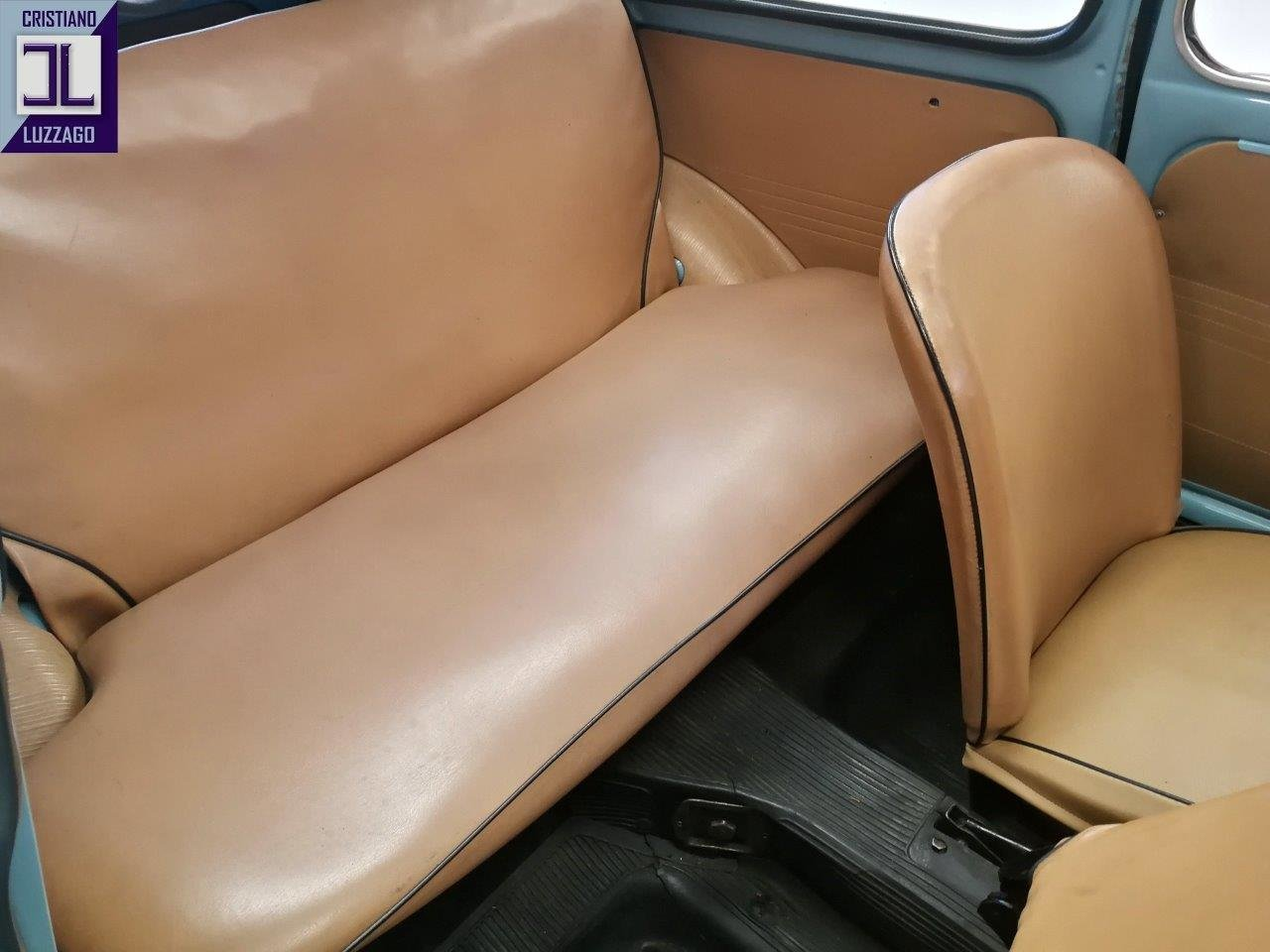 ACQUARAMA TENDER 1975 FIAT 500 GIARDINIERA For Sale (picture 5 of 6)