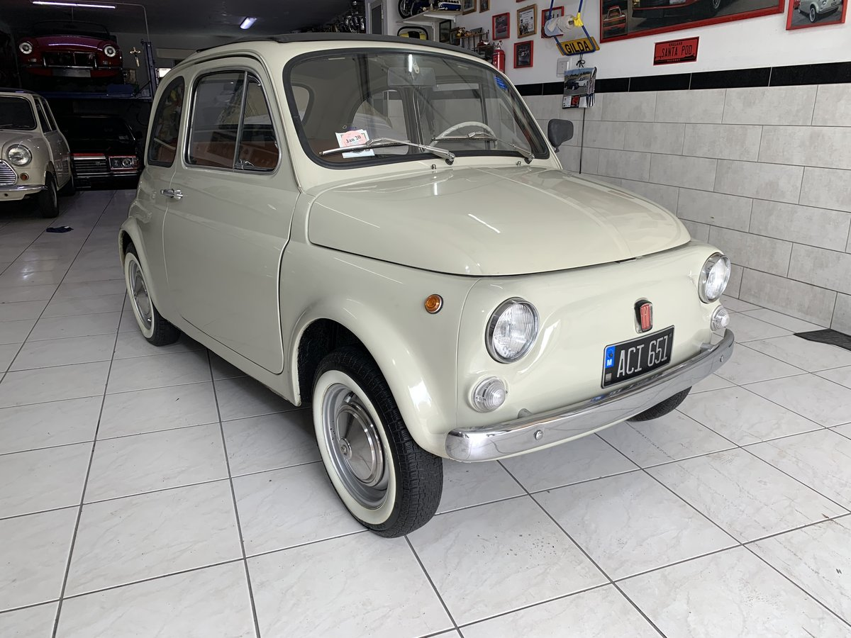 1967 Fiat 500  For Sale (picture 1 of 6)