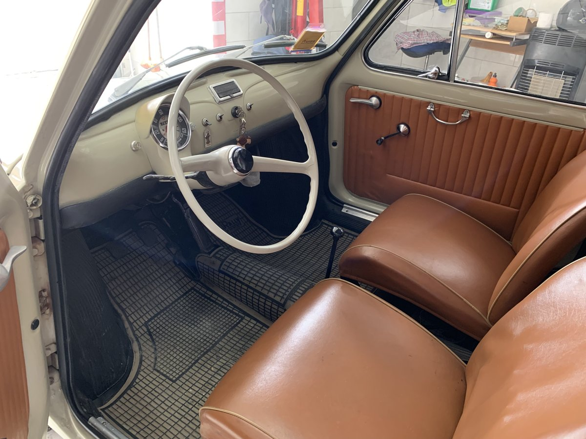 1967 Fiat 500  For Sale (picture 2 of 6)