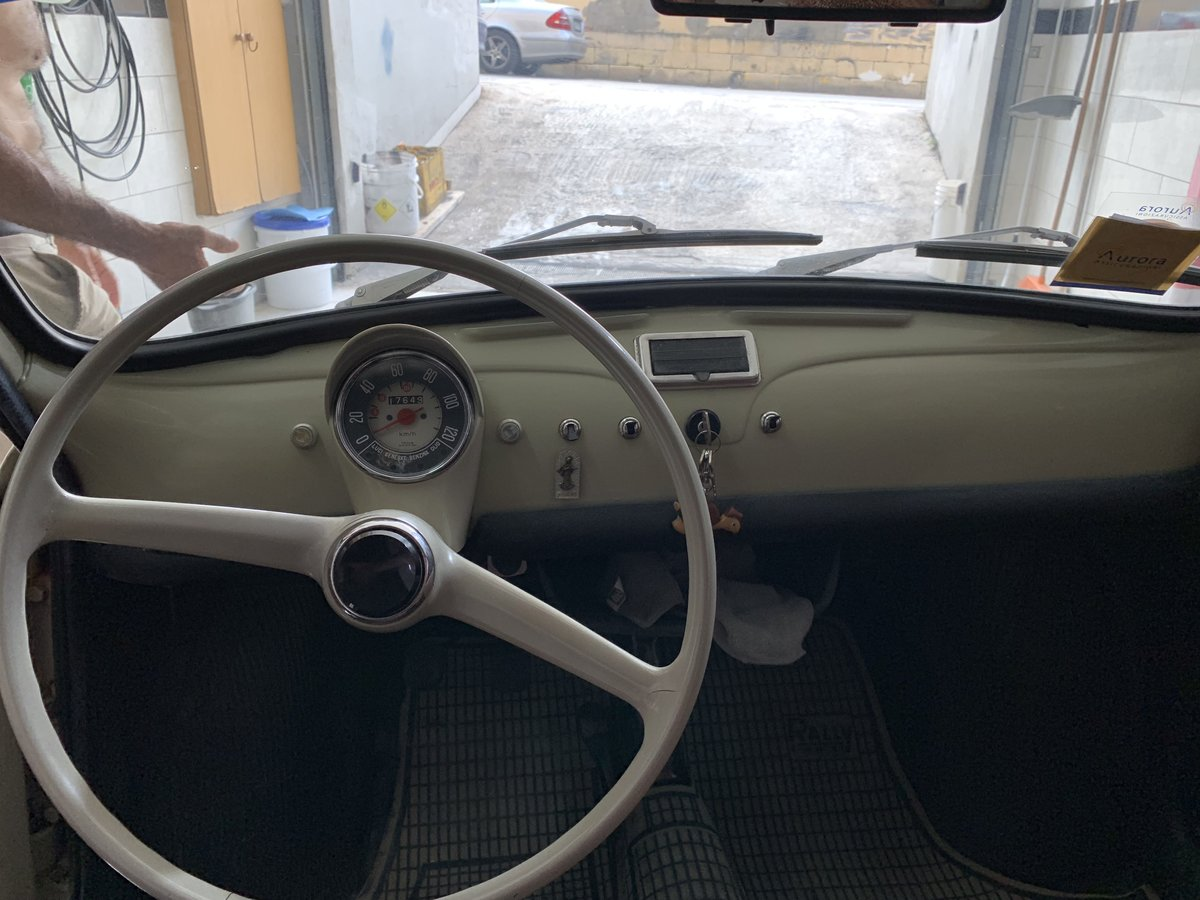 1967 Fiat 500  For Sale (picture 3 of 6)