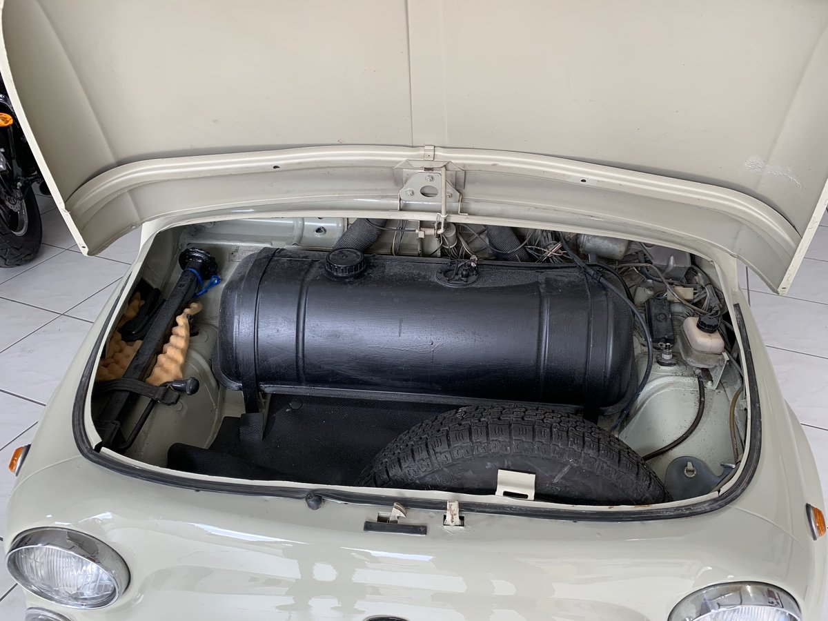 1967 Fiat 500  For Sale (picture 4 of 6)