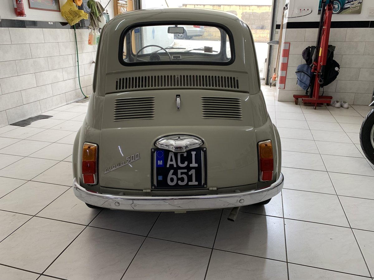 1967 Fiat 500  For Sale (picture 6 of 6)