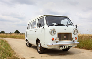 850T Fiat Campervan Rare  For Sale
