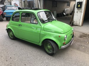 1970 Fiat 500, runs and looks great For Sale