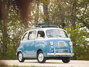 1960 Fiat 600 D Multipla For Sale