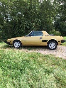 1979 FOR SALE STUNNING FIAT X19