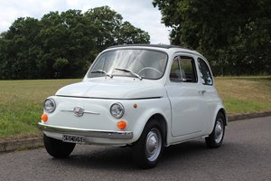 Fiat 500 1967 - To be auctioned 25-10-19 For Sale by Auction