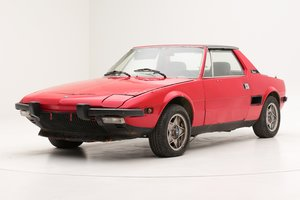 Fiat x1 / 9 1977 For Sale by Auction