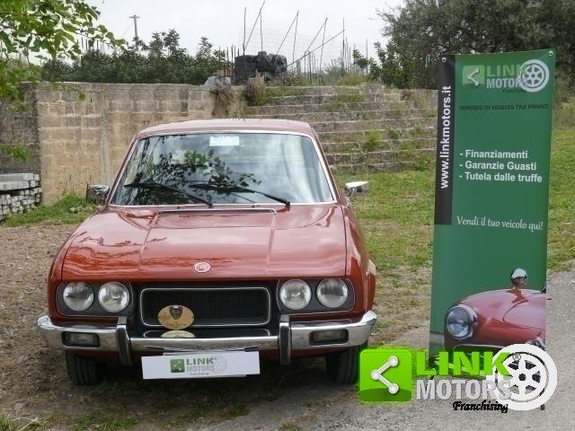 1975 Fiat 124 1600 Coupè Targa oro ASI For Sale (picture 2 of 6)