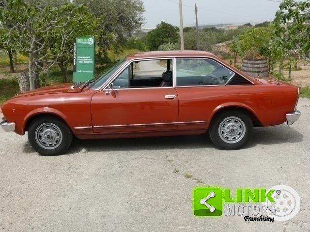 1975 Fiat 124 1600 Coupè Targa oro ASI For Sale (picture 6 of 6)