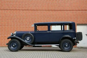 Fiat 521 Sedan, 1929, 26.900,- Euro, 6-cylinder, 7-seater For Sale