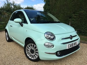 2018 Fiat 500 1.2 Lounge For Sale