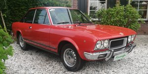 1974 Fiat 124 Sport Coupe 1600 Lampredi Twin Cam