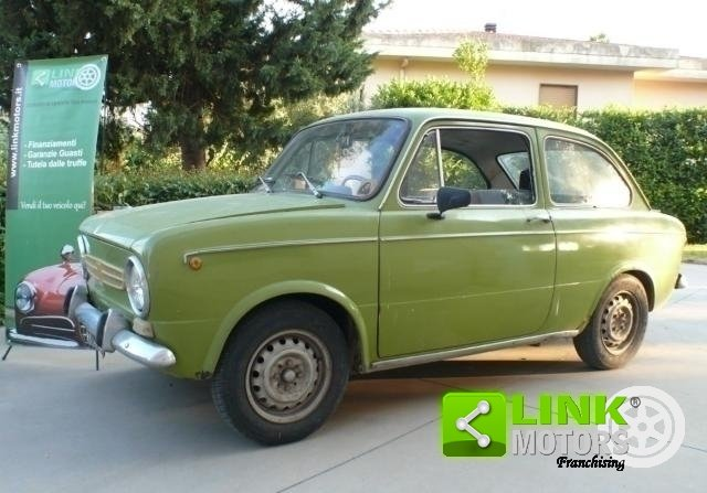 1971 Fiat 850 Special For Sale (picture 1 of 6)