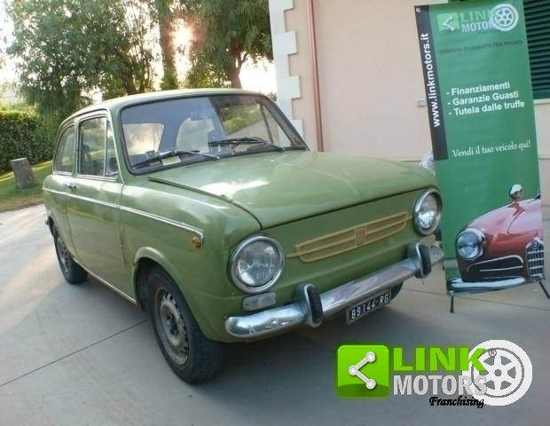 1971 Fiat 850 Special For Sale (picture 5 of 6)