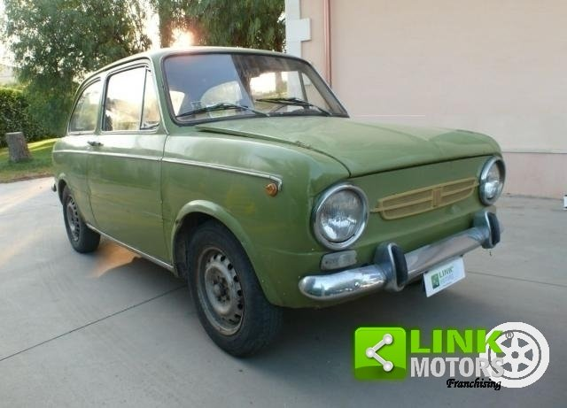 1971 Fiat 850 Special For Sale (picture 6 of 6)