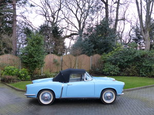 1957 Fiat 1200  Trasformabile Spyder LHD £ 39,950 For Sale