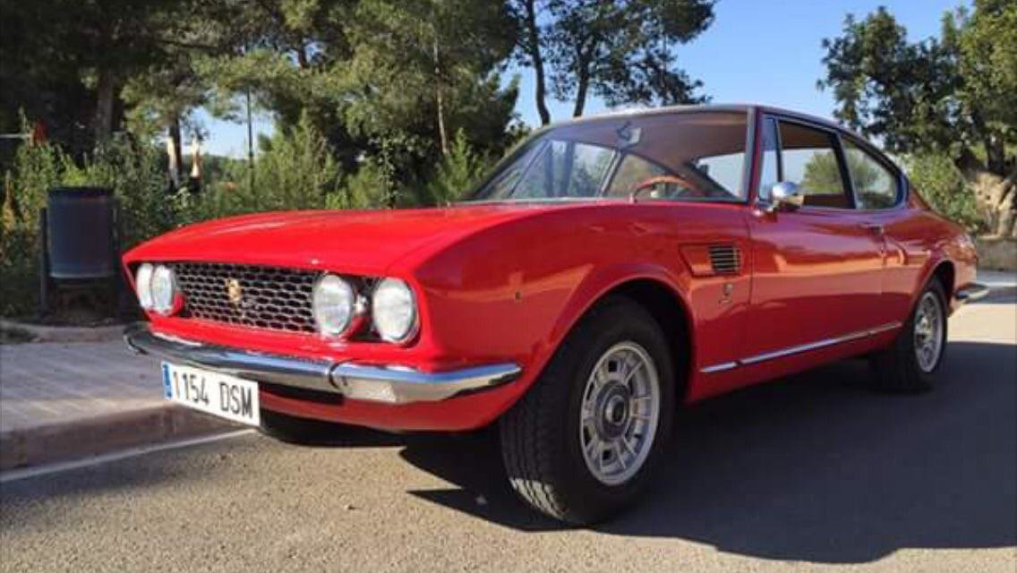 1967 Fiat Dino For Sale (picture 2 of 6)