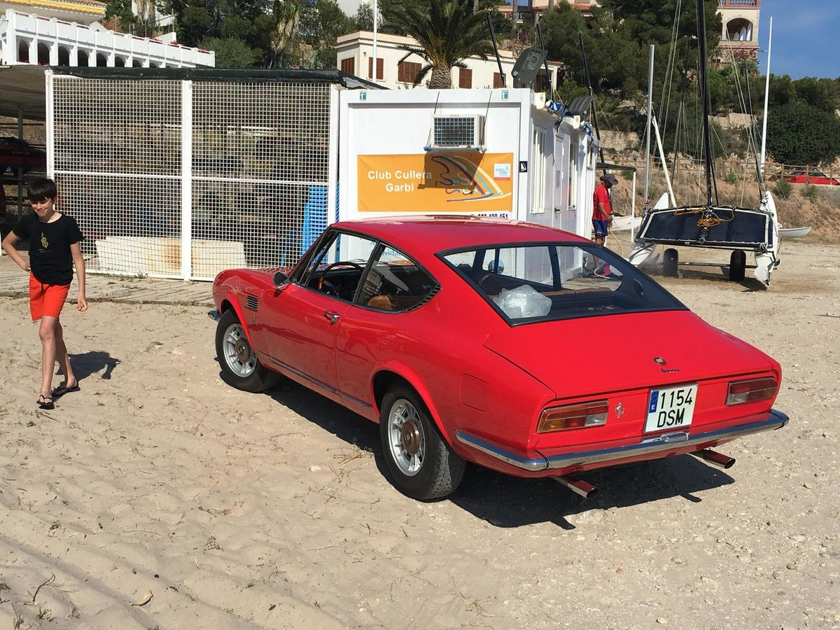1967 Fiat Dino For Sale (picture 3 of 6)