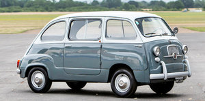 1960 FIAT MULTIPLA 750 For Sale by Auction