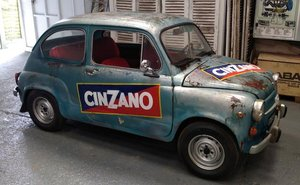 1970 FIAT 600D SALOON For Sale by Auction