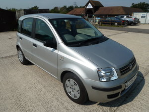 2005 Fiat Panda 1.2 Dynamic, 5 speed
