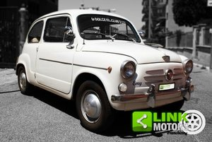 Fiat 600D 1964, Perfetta, iscritta ASI For Sale