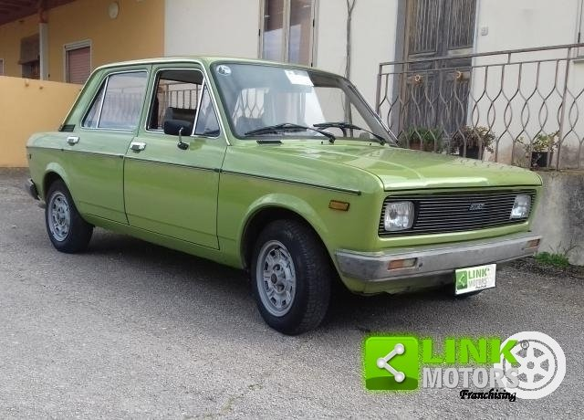 1978 Fiat 128 1100 CL Certificata ASI For Sale (picture 1 of 6)