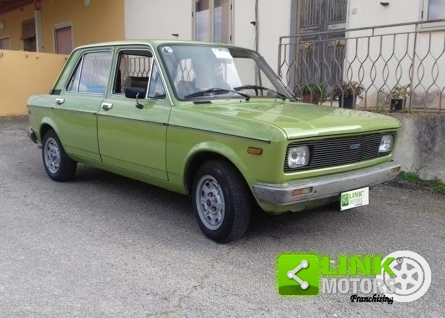 1978 Fiat 128 1100 CL Certificata ASI For Sale (picture 2 of 6)