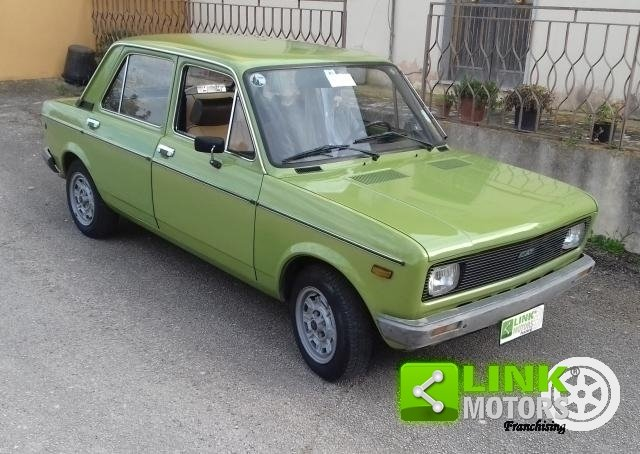 1978 Fiat 128 1100 CL Certificata ASI For Sale (picture 3 of 6)