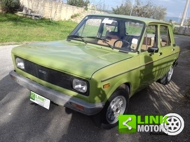 1978 Fiat 128 1100 CL Certificata ASI For Sale (picture 4 of 6)