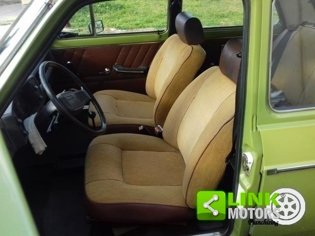 1978 Fiat 128 1100 CL Certificata ASI For Sale (picture 6 of 6)