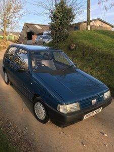 1992 Fiat Uno 45 Formula