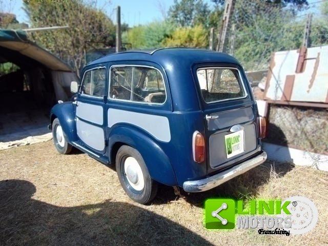 Fiat 500 C, anno 1954, ottima base di restauro, radiata For Sale (picture 3 of 6)