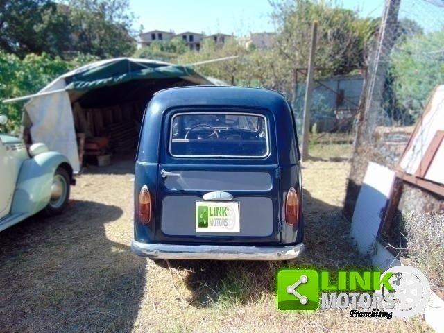 Fiat 500 C, anno 1954, ottima base di restauro, radiata For Sale (picture 5 of 6)