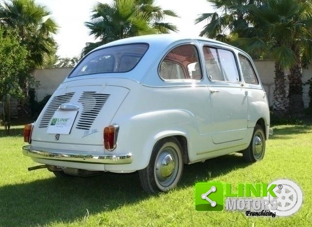 1962 Fiat 600 MULTIPLA For Sale (picture 5 of 6)