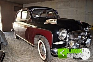 1956 FIAT 1400B DIESEL MOLTO RARA For Sale