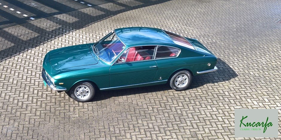 1965 Fiat 1300S Coupe Vignale  For Sale (picture 1 of 6)