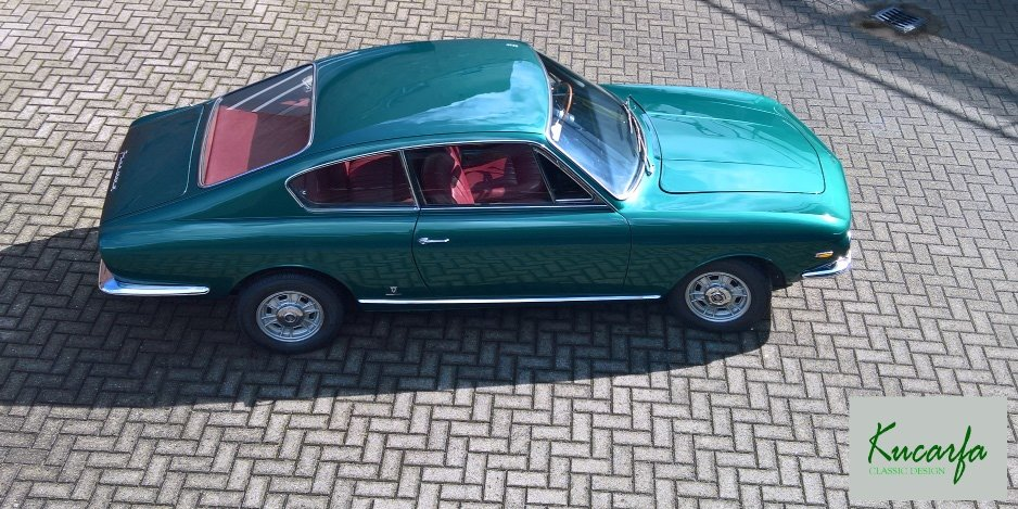 1965 Fiat 1300S Coupe Vignale  For Sale (picture 2 of 6)