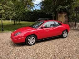 1996 Fiat Coupe Classic For Sale