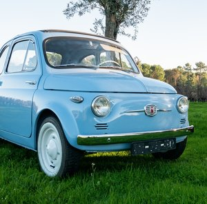 1959 Fiat 500 Nuova 1st generation For Sale