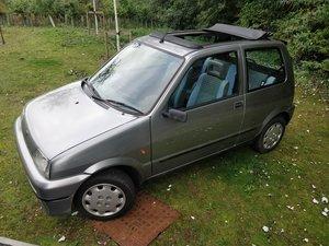 1996 Fiat CInquecento Soleil