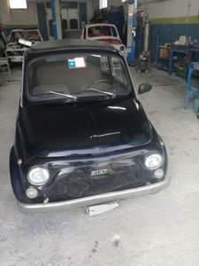 1971 Fiat 500 L Dark Blue For Sale