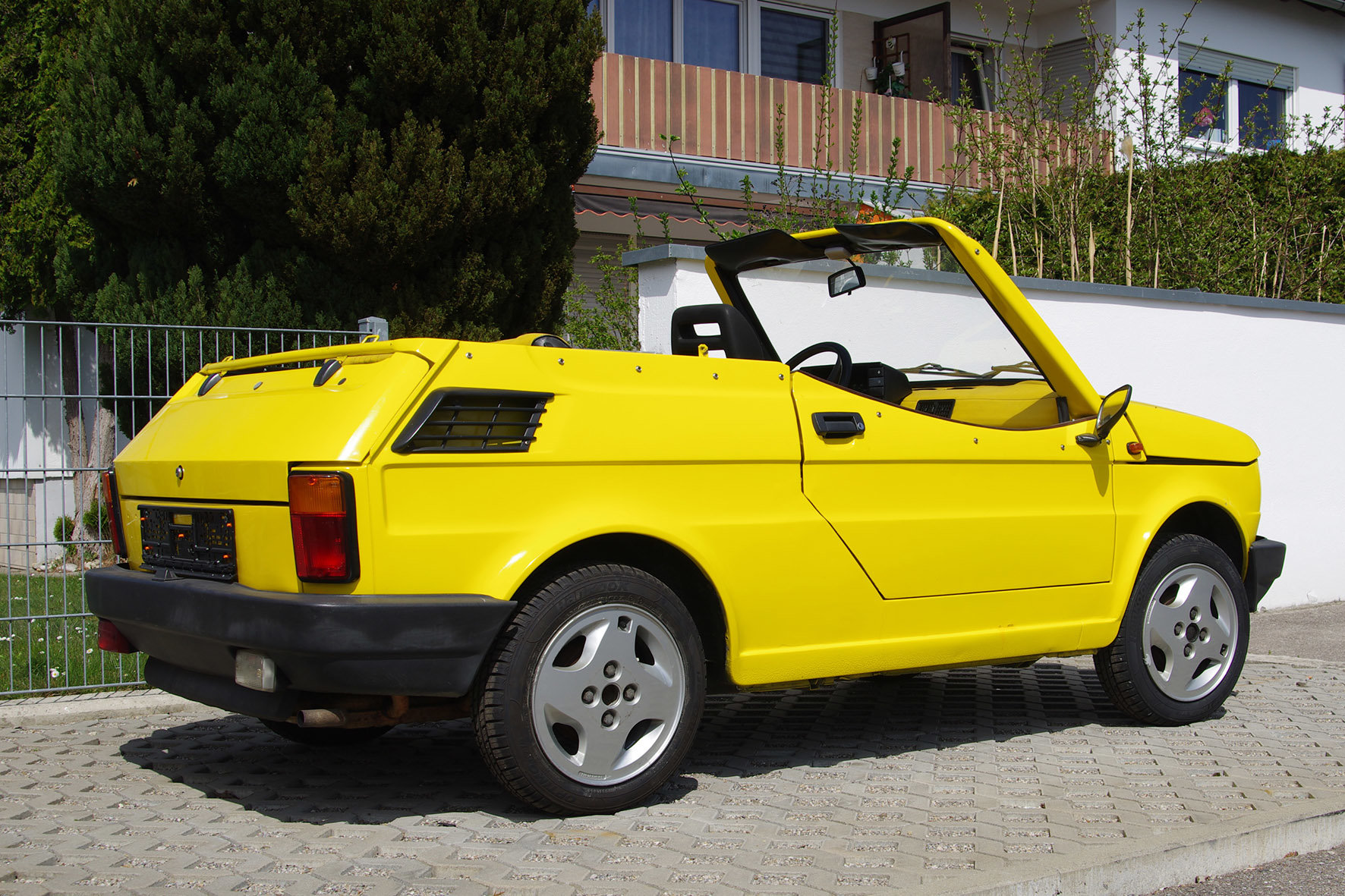1988 Fiat 126 - Gavello - very rare  For Sale (picture 2 of 6)