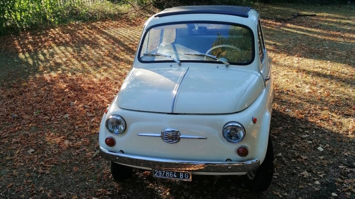 1961 Fiat 500 D Trasformabile For Sale (picture 2 of 4)