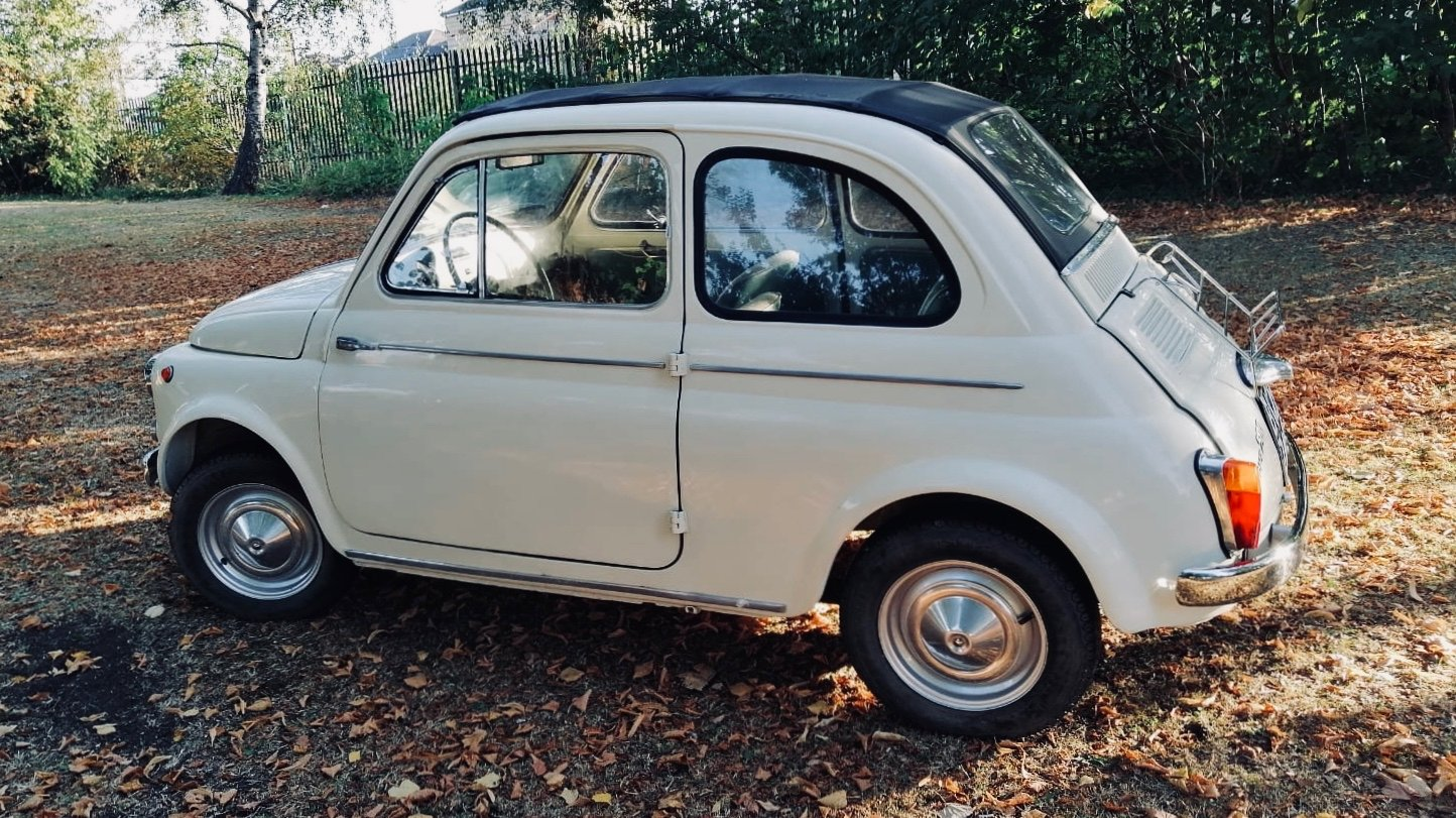 1961 Fiat 500 D Trasformabile For Sale (picture 3 of 4)