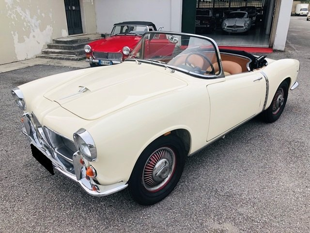 1959 FIAT 1200 TV TRASFORMABILE For Sale (picture 1 of 6)